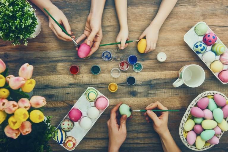 Spanish Easter