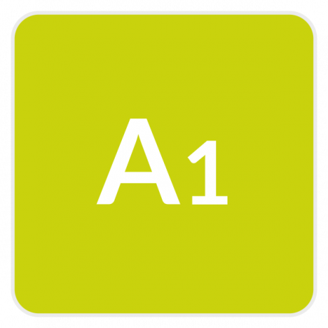 learn spanish online - Boton Nivel A1