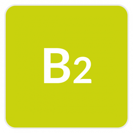 learn spanish online - Boton Nivel B2
