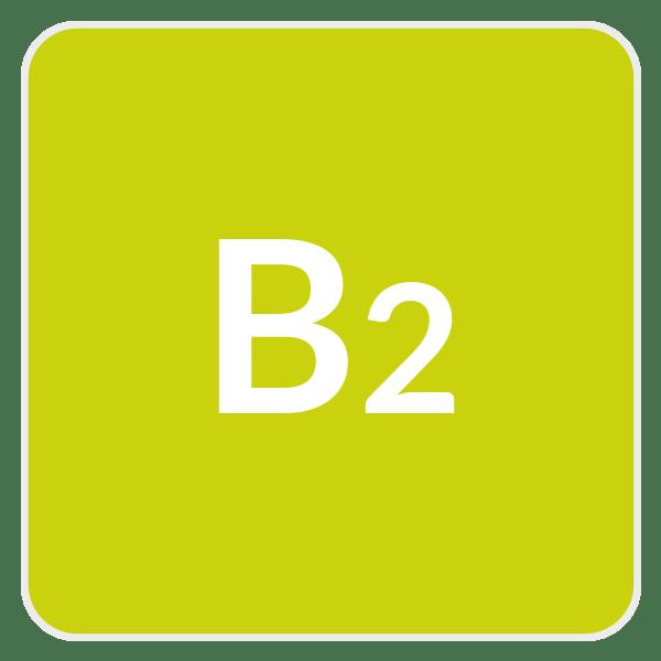learn spanish online - Boton Nivel B2