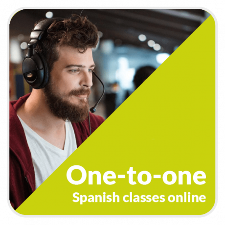 Learn Spanish online with the materials from On-Español with one-to-one classes - Cervantes