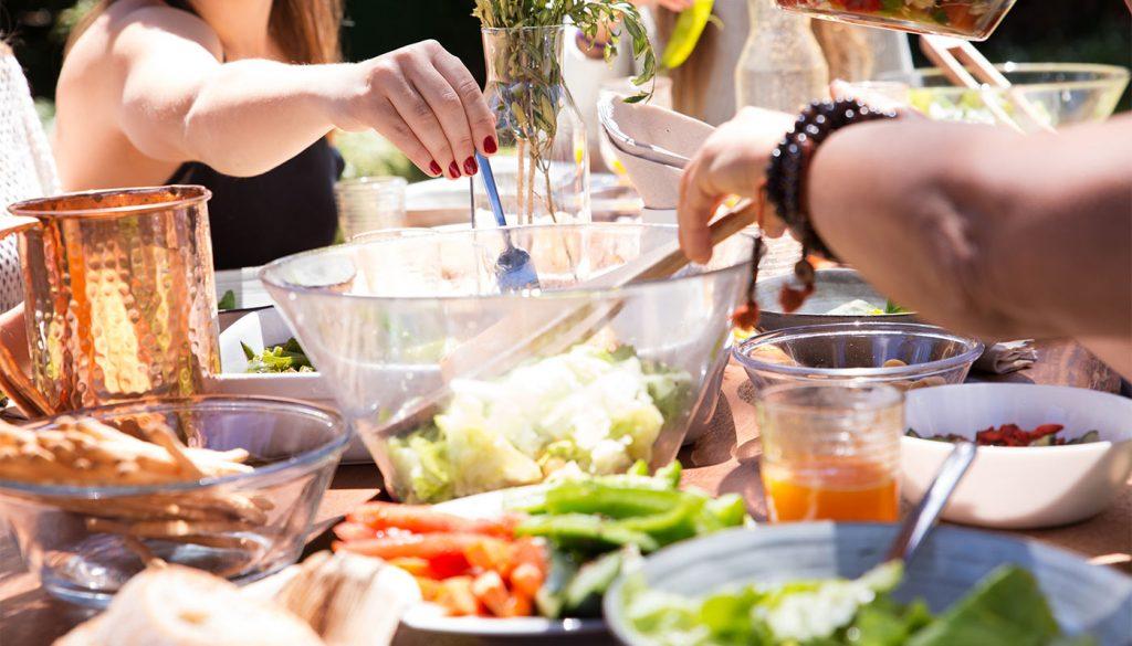 eat late in Spain